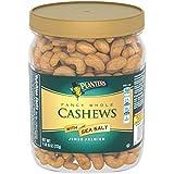 Planters Fancy Whole Cashews With Sea Salt, 1.63 lb Jar For Sale