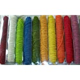 EllasDekokrempel Filzkordel in verschiedenen Farbtönen D: 0,5 cm Preis pro 5 Meter (Farbwunsch bitte per EMail mitteilen)