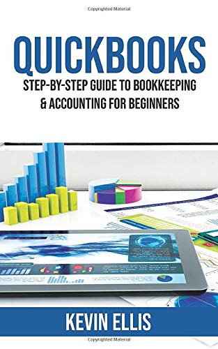 QuickBooks Step Step Bookkeeping Accounting product image