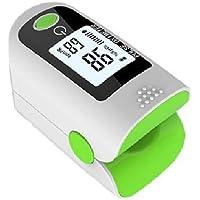 Kiminors Monitor De SaturacióN De OxíGeno, Pulso Adulto, Sangre, CorazóN, Pulso, Medidor De Frecuencia, Pinza para El…