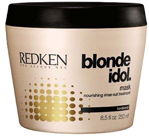 Redken Blonde Idol Mask Nourishing Rinse Out Treatment 8.5 oz (Pack of 2)