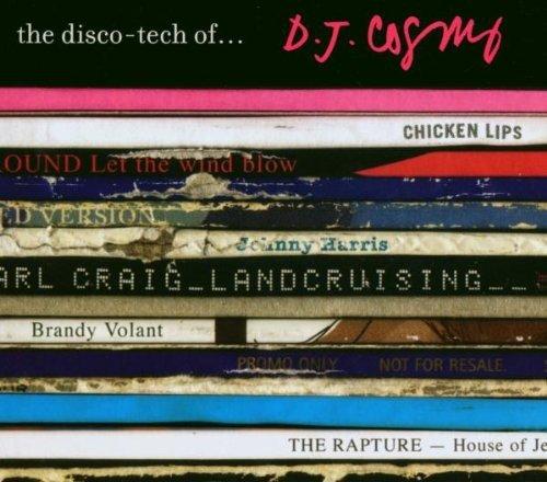 The Disco-Tech Of   DJ Cosmo: Amazon co uk: Music