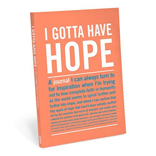 (Knock Knock I Gotta Have Hope Inner-Truth Journal,)