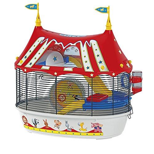 Ferplast Hamster Cage, 49.49 x 13.39 16.39 x 16.73
