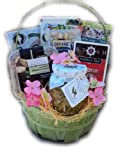 Diabetic Mother's Day Gift Basket by Well Baskets