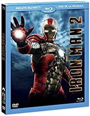 Iron Man 2 (BR + DVD Combo Pack) [Blu-ray]