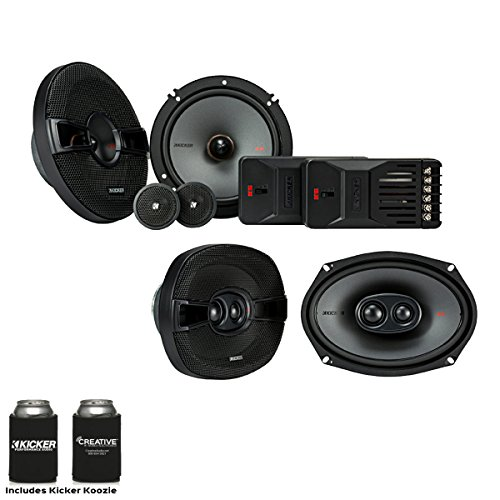 3 Way Triaxial Speaker System - 8