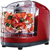 BRENTWOOD MC-108R Mini Food Chopper (Red)
