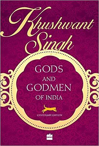 Télécharger des livres google free Gods And Godmen Of India PDF CHM ePub
