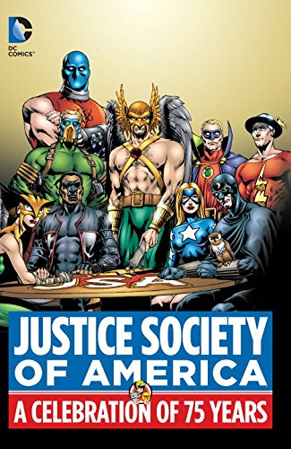 Image of Justice Society of America: A Celebration of 75 Years