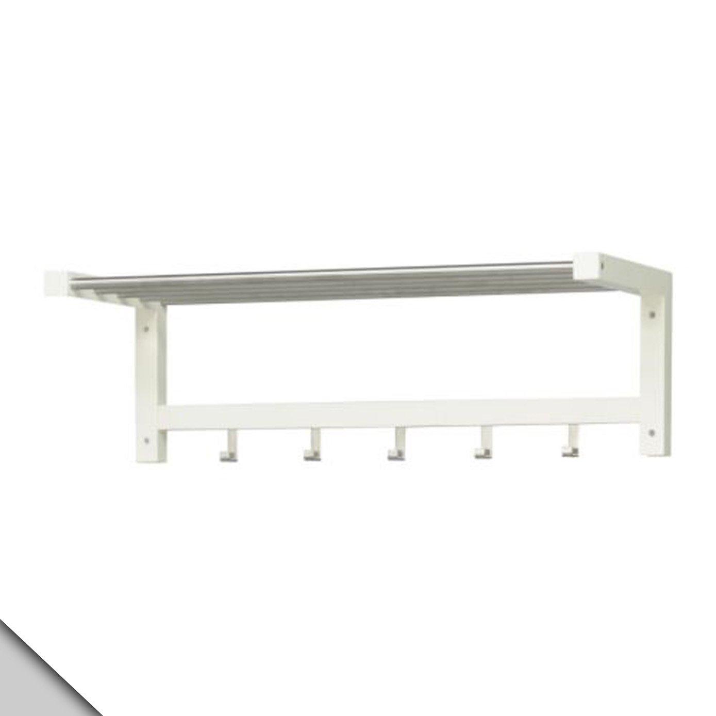 Ikea - Tjusig Hat Rack, White