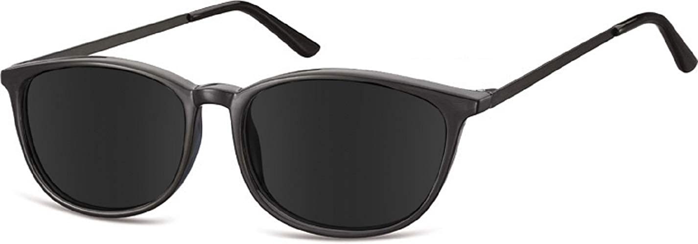 For Fashion Wear Mens Glasses Frames With TRANSITIONS Lenses PHOTOCHROMIC