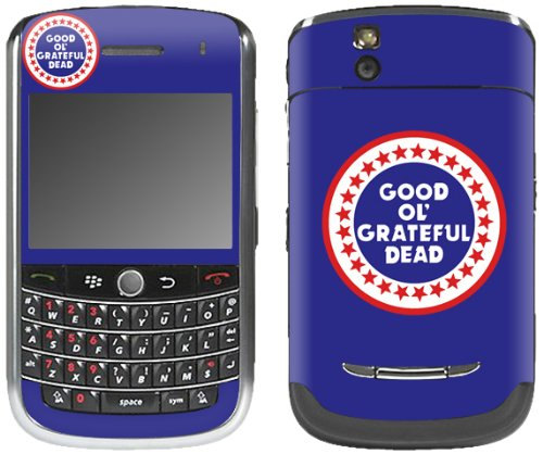 MusicSkins, MS-GRFL30033, Grateful Dead - Good Ol' GD, BlackBerry Tour (9630), ()