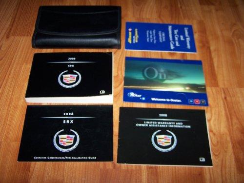2008-cadillac-srx-owners-manual