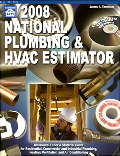 2008 national plumbing hvac estimator national plumbing and hvac estimator - Hvac Estimator