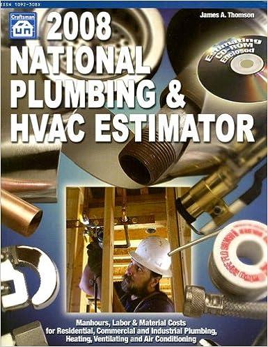 2008 National Plumbing & Hvac Estimator (National Plumbing And