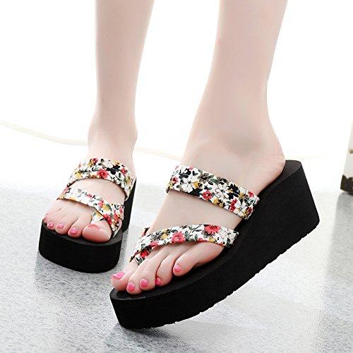 bit e alto e 39 antislittamento tacco Pantofole pantofole smaller antiusura a pantofole Donyyyy pantofole cSFqw7Rgf