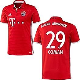 FC Bayern Maillot Home 2016/17coman Messieurs