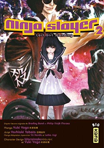 Amazon.com: Ninja slayer - Tome 2 (French Edition) eBook ...