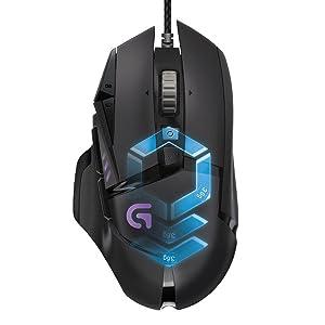 Logitech G502 - Ratón Para Gaming