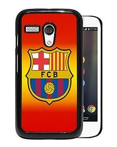 Popular Custom Designed Case For Motorola Moto G With Barcelona 4 Black Phone Case