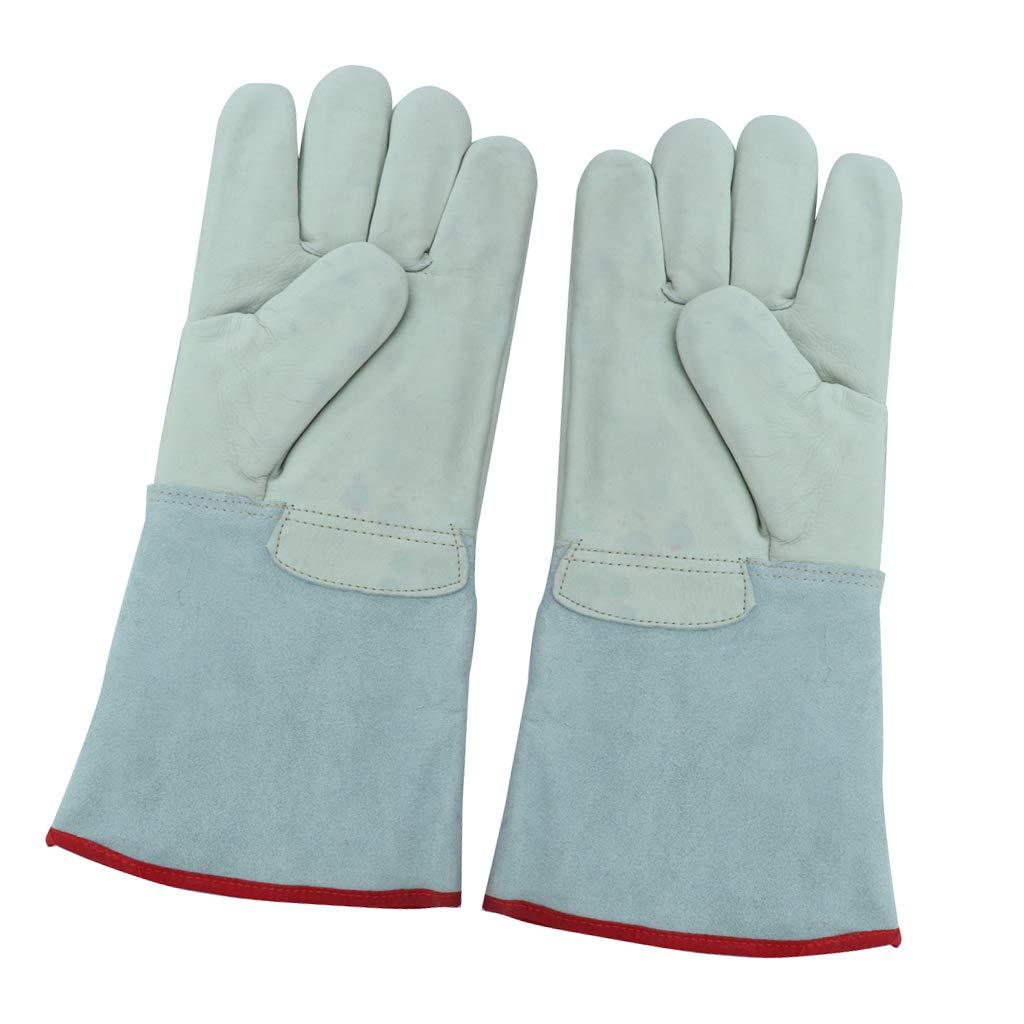 36 centimetri Guanti Lunghi Criogenici A Freddo Resistente Temperature Mano Protezione Gloves