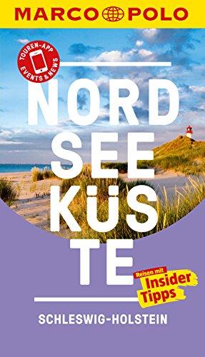 Amazon Com Marco Polo Reisefuhrer Nordseekuste Schleswig Holstein