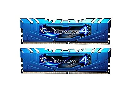 G SKILL 8GB(2x4GB) Ripjaws 4 DDR4 PC4-25600 3200MHz for Intel X99