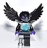 "Lego Minifigure: Chima ""Rizzo with Chi Blaster"""