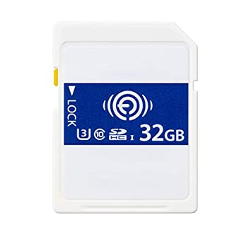DFGdf Tarjeta de Memoria inalámbrica WiFi Tarjeta SD 32GB ...