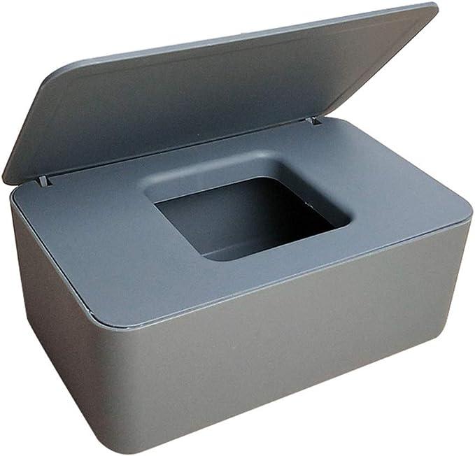 Gelentea Caja de Almacenamiento de pañuelos a Prueba de Polvo ...