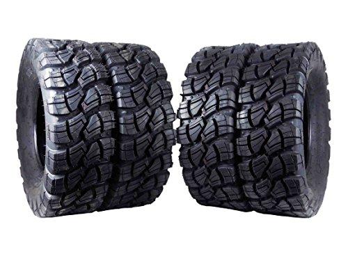 MASSFX 4 Set 30x10-14 ATV Tires Durable 8 ply 30x10x14 30x10/14 (4)