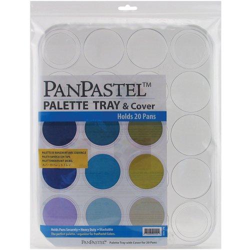 Panpastel 20 Cavity Palette Tray by Panpastel