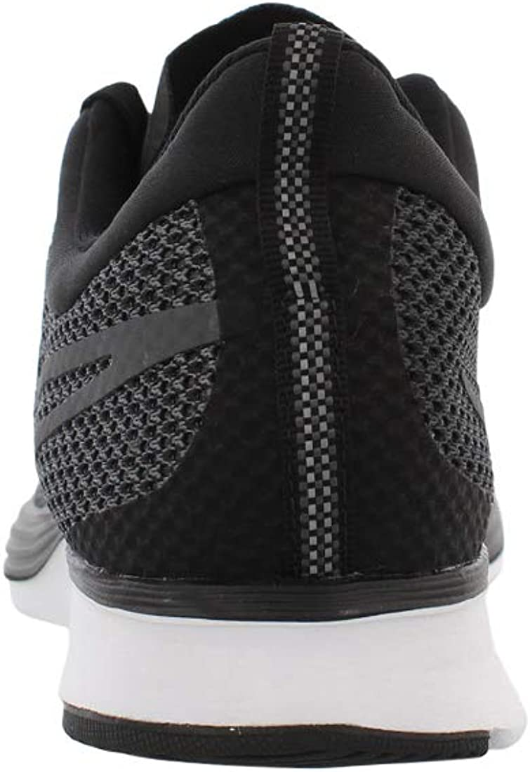 Nike Wmns Zoom Strike, Scarpe da Ginnastica Basse Donna Nero Black Dark Grey Anthracite White 001
