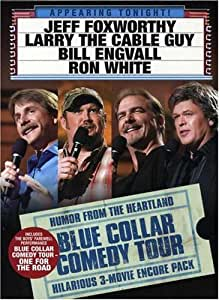 Blue Collar Comedy Tour 3 Pack
