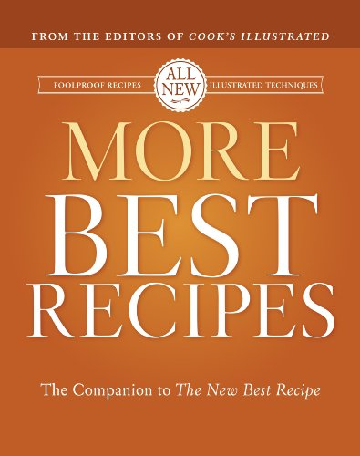 More Best Recipes (America's Test