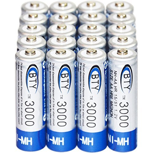 Energizer AA Max Alkaline E91 Batteries Made in USA - Expiration 12/2024 or later - 80 count