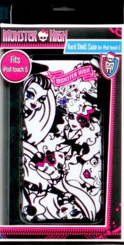 Monster High Hard Shell Case for iPod Touch 5 (Cover Ipod 5 Monster High)