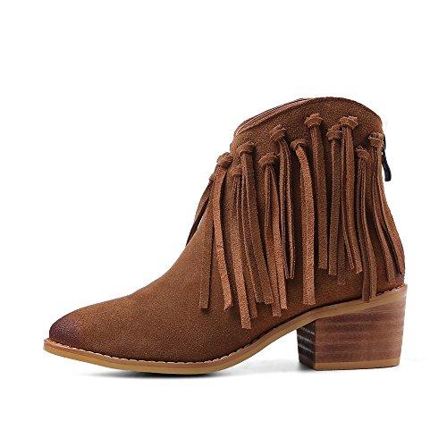 Nine SevenAnkle Boot - Botas mujer marrón claro