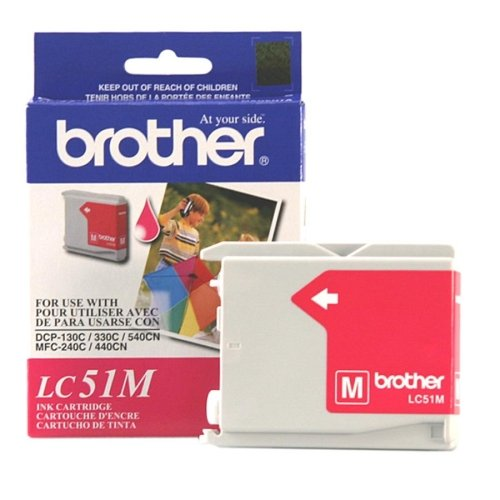 Brother Cartridge MFC 240C Multi Function LC51M
