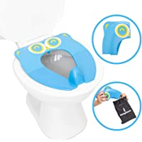 Portable Potty Training Toilet Seat for Boys and Girls - Ideal for Travel and Home - Foldable and Lightweight Potty…