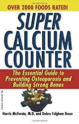 Super Calcium Counter: The Essential Guide to Preventing Osteoporosis and Building Strong Bones