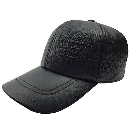 negro Gorra Sandy béisbol para Ting Talla de hombre única negro P007Rq