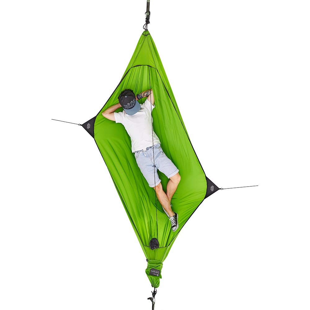 Easthills Outdoors Skyloft/™ 118 x 55 Ultra-light Single Camping Hammock All-In-One Camping Accessories Gear