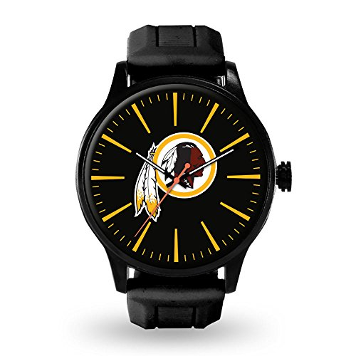 Rico Industries NFL Washington Redskins Watch, One Size, Team Color ()