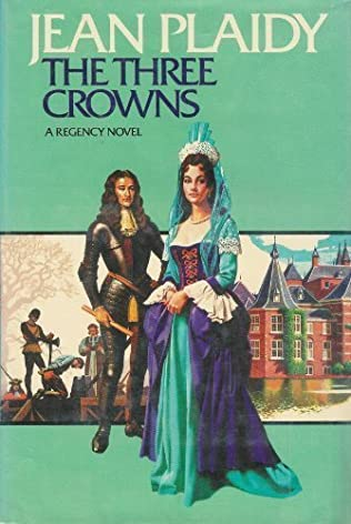 book cover of The Three Crowns