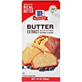 McCormick Butter Extract With Other Natural Flavors, 1 fl oz (Pack of 6)