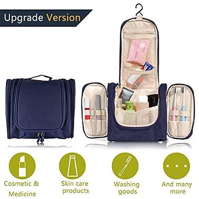 fa7d5506359e free shipping Hanging Toiletry Bag
