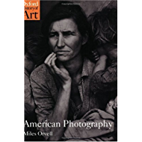 American Photography (Oxford History of Art) book cover