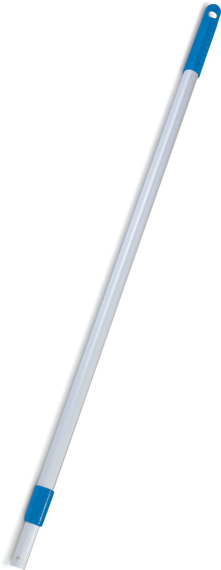 Carlisle 363367000 Aluminum Flat Mop Telescopic Handle, 43'' - 70'' Length